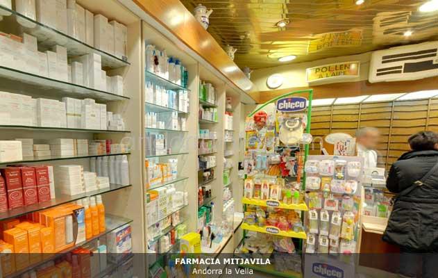 Blog deFarmàciaMitjavila Andorra Llicenciada Anna PallaresPapasseit Pl. PlaçaPríncepBenlloch, 3 AD500Andorra la Vella, Andorra Tel.+376 820 224 FARMACIA MITJAVILA.Farmacia de Andorra situada en pleno centro comercial: en la plaza peatonal que se encuentra frente al comú de Andorra la Vella.Especializada en la venta de medicamentos internacionales, homeopatía y complementos alimenticios para deportistas, etc. Medicamentos Internacionales: KH3, Allí, etc. Complementos para deportistas: Omega 3, Omega 6, Soya, ... Homeopatía: gránulos homeopáticos, Oscillococcinum, Weleda, etc..