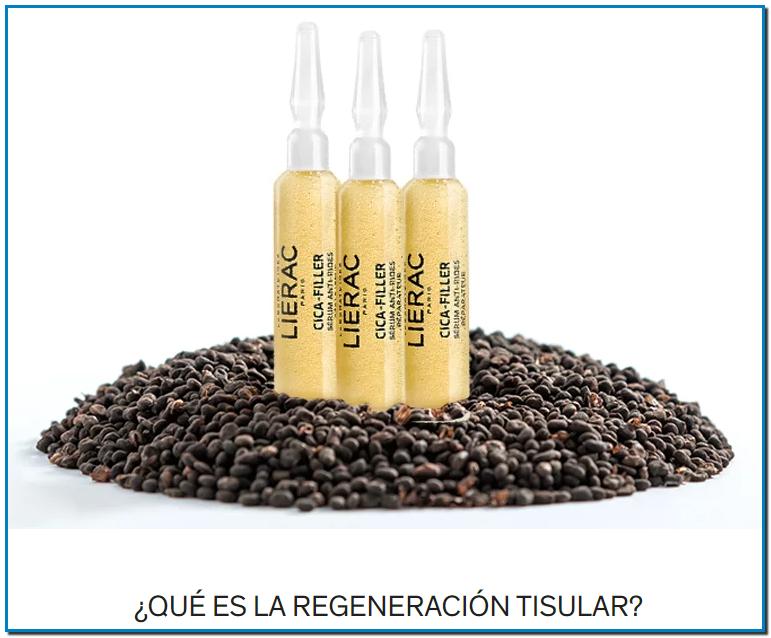 ¿Qué es la regeneración tisular? by LIERAC en FARMACIA MITJAVILA