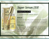 Concentrado antiedad: Nuxe Súper Serum [10] 30ml Nuxe Super Sérum 10 Sérum con ácido hialurónico y un 95% de ingredientes de origen natural: corrección arrugas, firmeza, manchas.